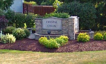 Crystal Creek Strongsville Ohio Homes for Sale