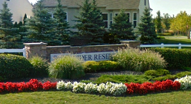 The Woods of Scheider Reserve Strongsville Homes for Sale