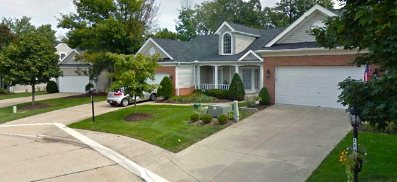 The Villas of Brittany Strongsville Cluster Homes for Sale