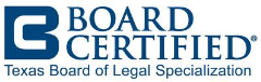Board Certified Personal Injury Trial Lawyer