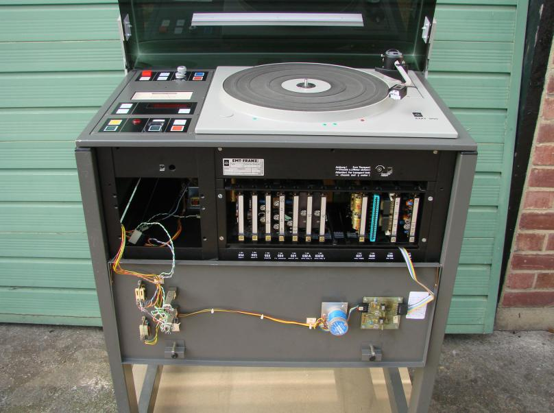 LP to CD - Shaw Sounds audio transfer services UK - EMT
