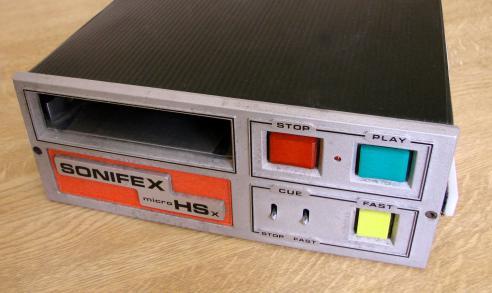 Sonifex Micro HSX