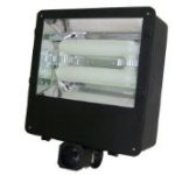 100 watt induction flood light