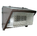 LED wall pack with DLC approval