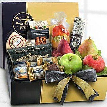 FTD Gourmet Sampler Gift Box