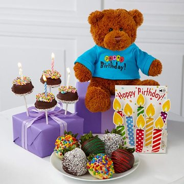 Birthday Blast Gift Set