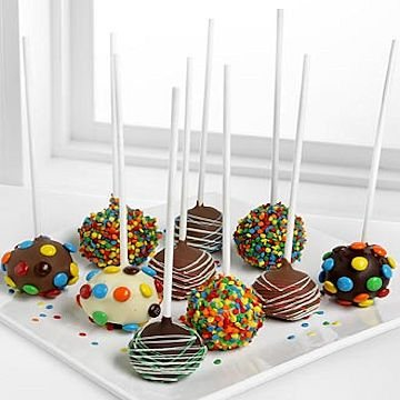 Cake Ball Delivery