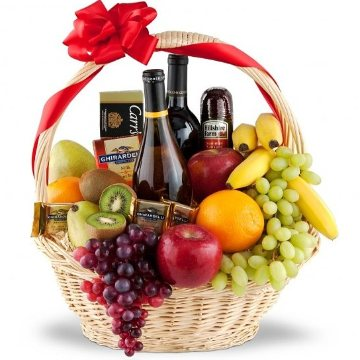 Executive Fruit & Wine Delivered today