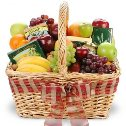 Traditional Fruit and Gourmet Basket