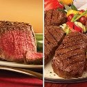 Buy a filet & strip steak combo