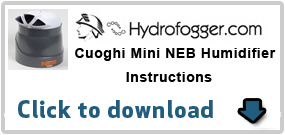 Click to download the Mini Neb Instruction Manual