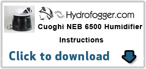click to download the Cuoghi NEB 6500 Humidifier Manual