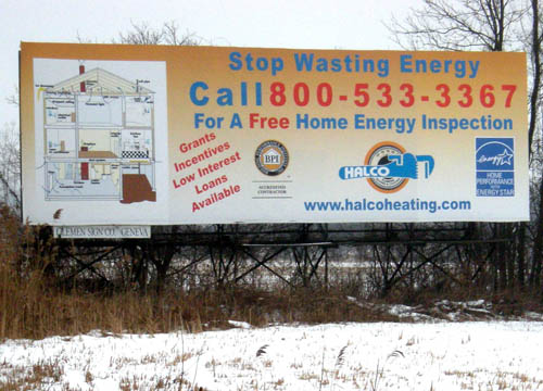 Halco Billboard