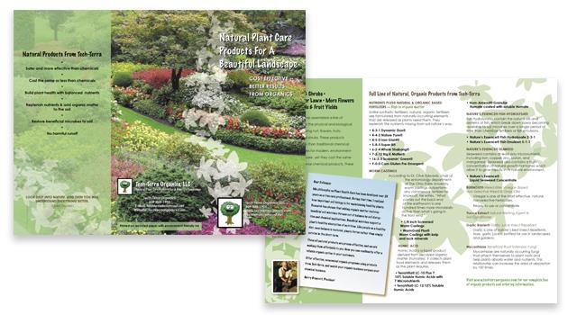 Tech-Terra Brochure