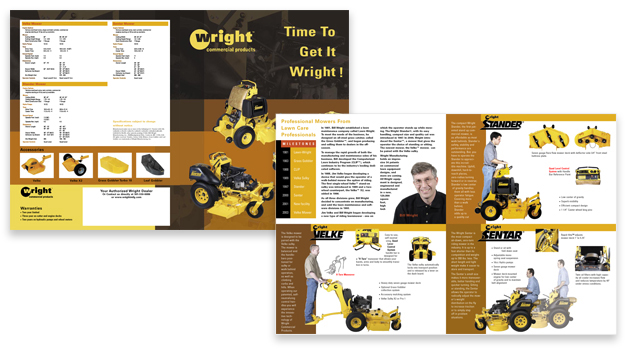 Wright Mfg Sales Collateral