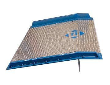 Heavy Duty Aluminum Dockboard 15,000 lb Capacity