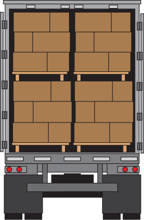 Door size can not only limit your access to the back of the trailer it can also result in higher costs associated with special seals designed to enclose larger openings