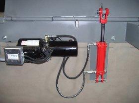 Hydraulic leveler retrofit