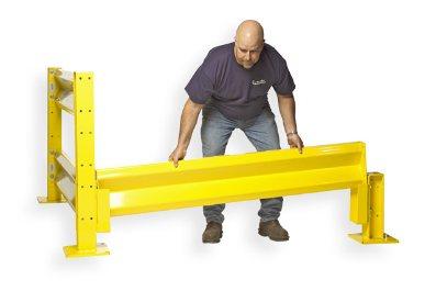 Optional Lift out Rail