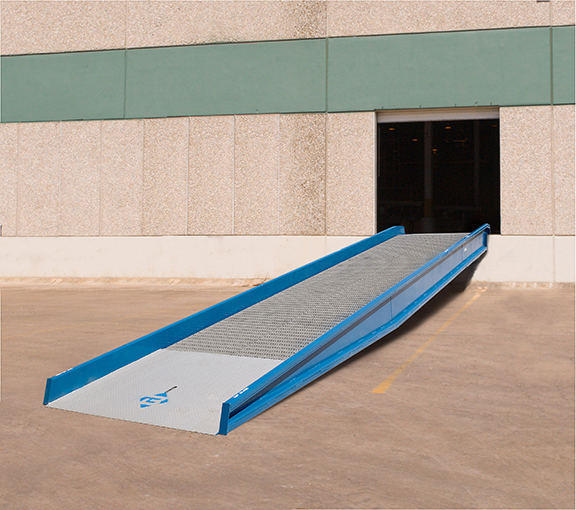 Yard Ramps - Steel