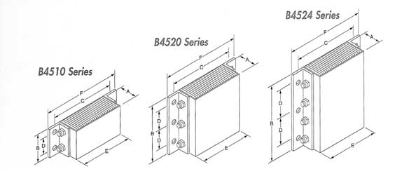 Steel Faced Bumper Diagram