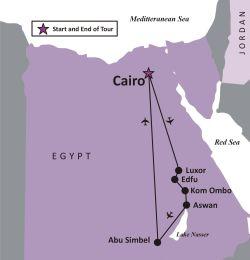 EGYPT - Pyramids and the Nile