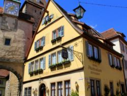 Hotel Eisenhut, Rothenburg