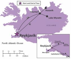 ICELAND - Geysers and Glaciers