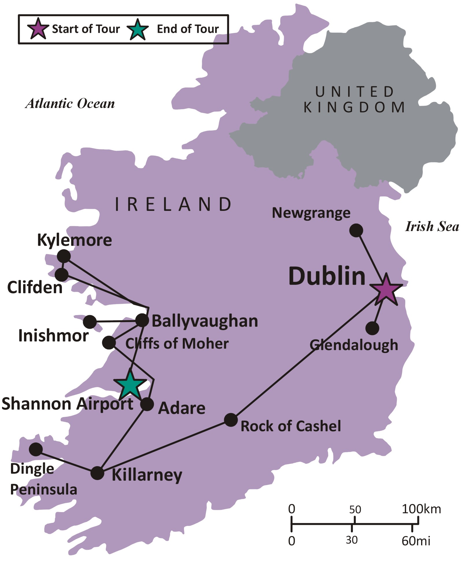 Sights and Soul Travels   Ireland: Dublin and the Emerald Isle