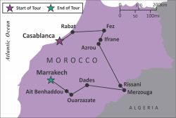 MOROCCO - Deserts and Oases