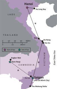 VIETNAM - Ha Long Bay to Mekong Delta
