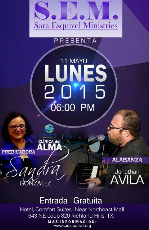 Clinica Del Alma- Lunes 11 de Mayo
