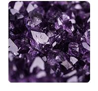 stones: amethyst