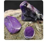 stones: sugilite