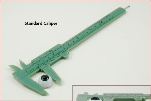 eye measuring tool