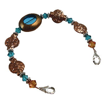 Rain Forest Medical Jewelry Bracelet