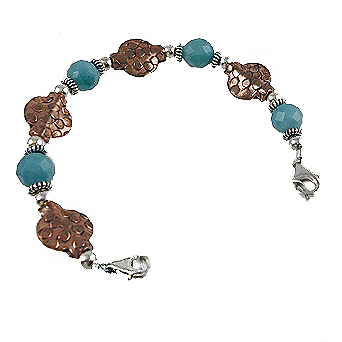 Deluxe Copper Medical ID Bracelets