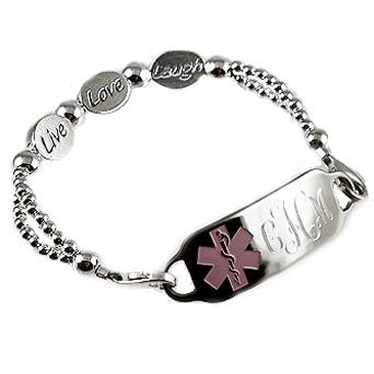 Silver Expressions Medical Bracelets