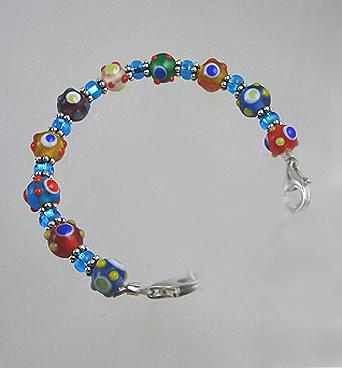 Medical Bracelet Interchangeable Beaded Strand