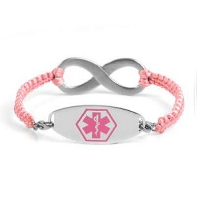 Infinity Macrame bracelet
