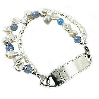 Elite Barbados medical id bracelet
