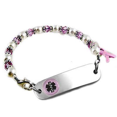 Cancer Medical Bracelet
