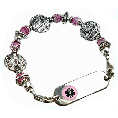 Full Circle Petite Medical ID Bracelet