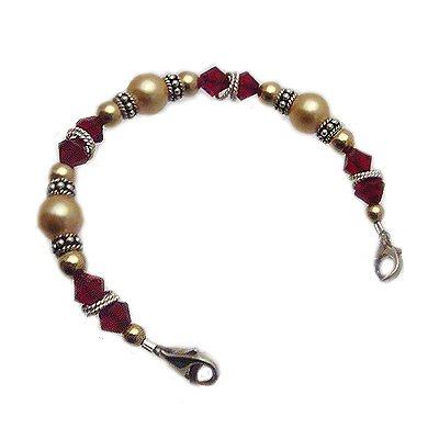 Cashmere in Aqua Medical ID Bracelet Jewelry