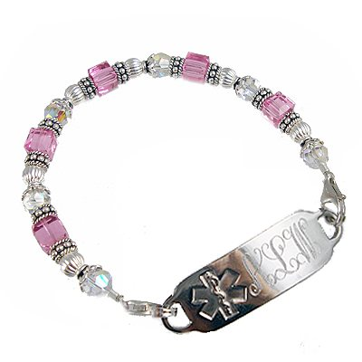 Juliet Medical ID Bracelet Jewelry