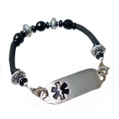 Pearl Medical Bracelet Jewelry