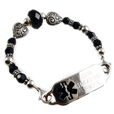 Endless Love Medical ID Bracelet Jewelry