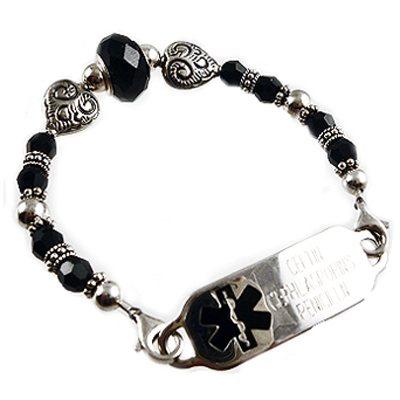 Endless Love Medical ID Bracelet Jewelry