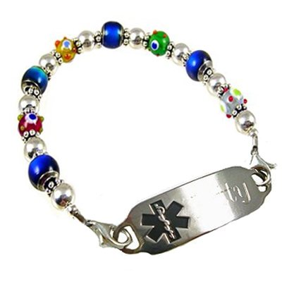 Onyx Melody Medical ID Bracelets