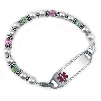 Ladies Daydreamer Medical ID Bracelets